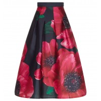Hobbs Hermione Skirt the ultimate luxe weekend vibe. 100% polyester D910277 LTODMIJ
