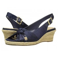 Women Bella-Vita Seraphina II Sandals Soft synthetic lining for added comfort Navy Silk 8879479 SVRPSAL