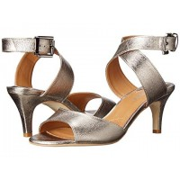 Women J Renee Soncino Sandals Soft synthetic lining for added comfort Taupe Metallic 8775230 UVRPGAD