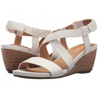 Women Me Too Payton Sandals Soft synthetic lining for added comfort White Cow Beaufort 9041421 SMDLIDP