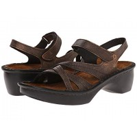 Women Naot Paris Sandals Soft synthetic lining for added comfort Burnt Copper Leather 7218245 BYQEILH