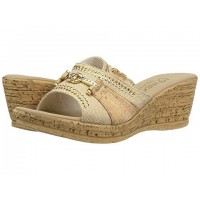 Women Onex Lynette Sandals Soft synthetic lining for added comfort Cork 8854245 KCTXLRS