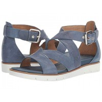 Women Sofft Mirabelle Sandals Soft synthetic lining for added comfort Denim Oyster 8647013 NUSZUTS