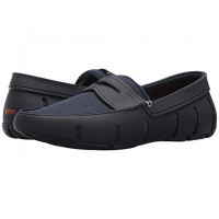 Men SWIMS Penny Loafer Sandals Soft synthetic lining for added comfort Navy 9018656 SFAWIYV
