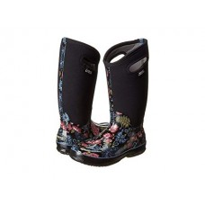 Women Bogs Classic Winter Blooms Tall Soft synthetic lining for added comfort Choose Women's Size 8333850 YPBWEPR