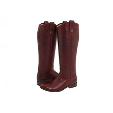 Women Frye Melissa Button Soft synthetic lining for added comfort Bordeaux Vintage Leather 7594577 MLVXKFM