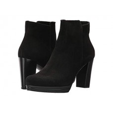 Women La Canadienne Miko Soft synthetic lining for added comfort Black Suede 8888778 VTHOTHU