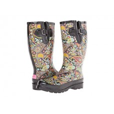 Women M&F Western Paisley Soft synthetic lining for added comfort Choose Women's Size 8507335 QAYIHIE