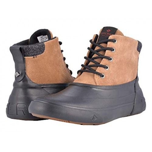 Men Sperry Cutwater Deck Boot Sandals Soft synthetic lining for added comfort Choose Men's Size 8894314 GIYLQJN