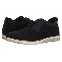 Men Hush Puppies Expert WT Oxford Sandals Soft synthetic lining for added comfort Navy Knit/Nubuck 8999880 UZGXGMB