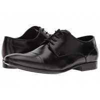 Men Kenneth Cole New York Mix Oxford Sandals Soft synthetic lining for added comfort Black 9049476 GBYALON