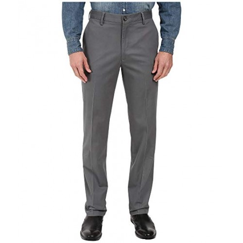 Men Dockers Signature Khaki D2 Straight Fit Flat Front modesty and stylish flair 7608825 VHXAXYU