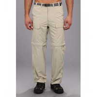 Men White Sierra Trail Convertible Pant modesty and stylish flair 8394146 EMDNRVE